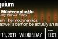 Colloquium: March 13, 2013
