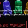 Colloquium: September 16, 2015