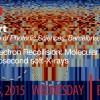 Colloquium: November 18, 2015